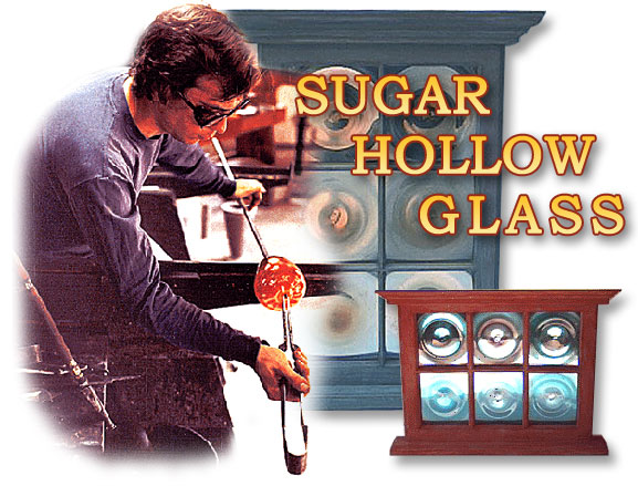 Sugar Hollow Glass